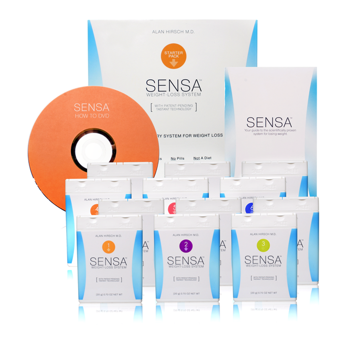 sensa weight loss system
